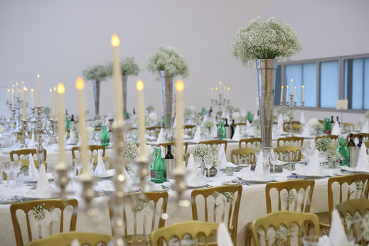Tafel, Agnes Tafel, Gala Dinner