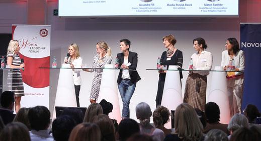 WLF2018, Women Leadership Forum, A1, ADMIRAL, L'Oreal, Swarovski, ÖBB, NEWS