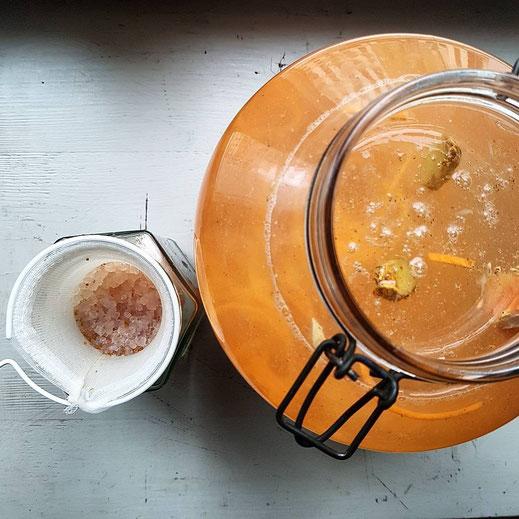 Wasserkefir fermentieren