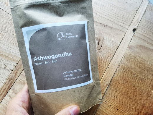 Terra Elements Ashwagandha