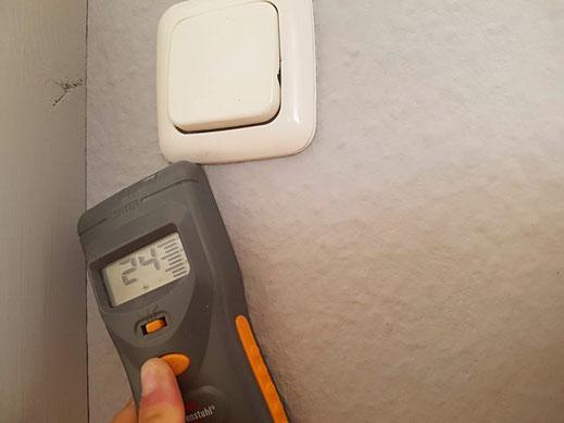 Stromdetektor WMV Plus Test