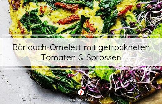 Glutenfreies Omelett
