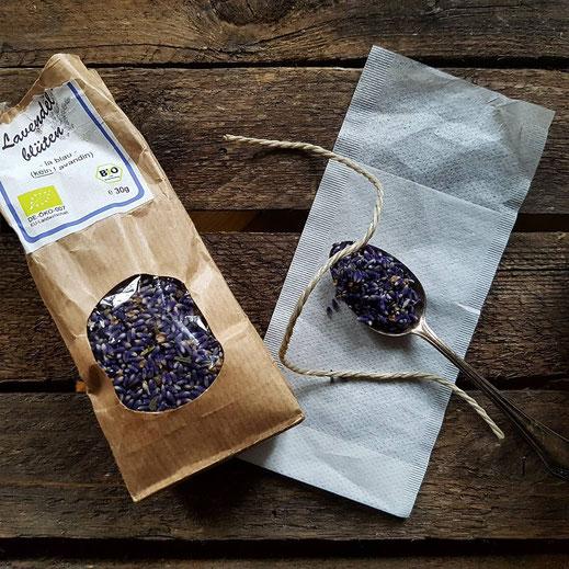 Lavendelöl gegen Stress