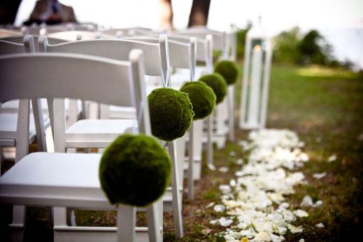 Mariage thème champêtre