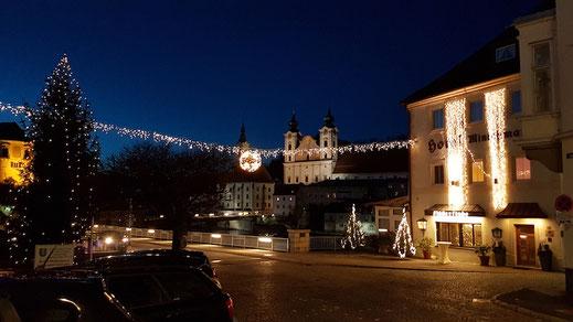 Weihnachtsausstellung im Schloss Lamberg Steyr 2019