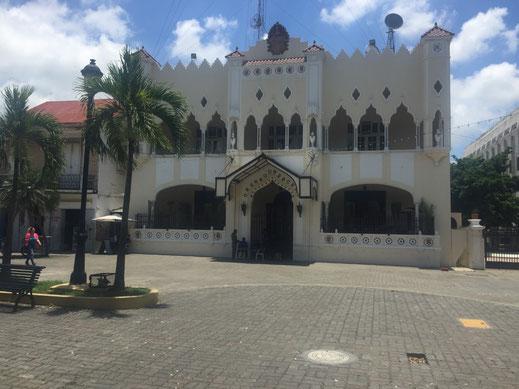 Centro de Recreo, Dom Rep, Santiago, Altstadt, Dom Rep, Dominikanische Republik, Santiago, Zentrum, Monumento heroes