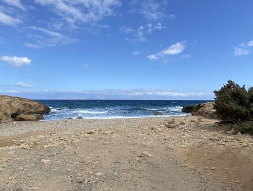 Fetife Beach, Kreta, Gavdos, Sarakiniko, Sandstrand, Beach