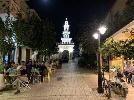 Griechenland, Kreta, Sehenswürdigkeit, Reisebericht, highlight, Urlaub, Paleochora, Strand, Zentrum, Kirche, Ekklisia Isodia Theotokou