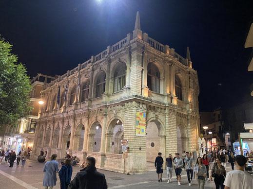 Kreta, Heraklion, Moschee, Sehenswürdigkeit, Zentrum, Enetikí Loggia
