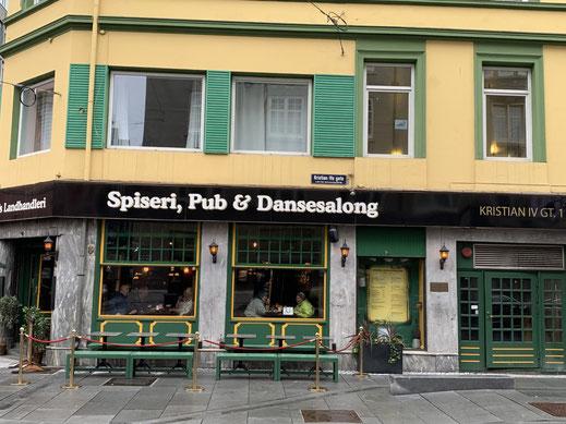 Norwegen, Oslo, Zentrum, Fußgängerzone,