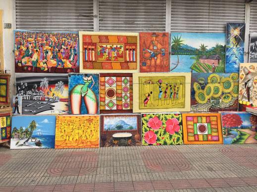 Dom Rep, Dominikanische Republik, Santo Domingo, Plaza España, Zona Colonial,  Zona Colonial, Altstadt, Zentrum, Calle El Conde - Fußgängerzone