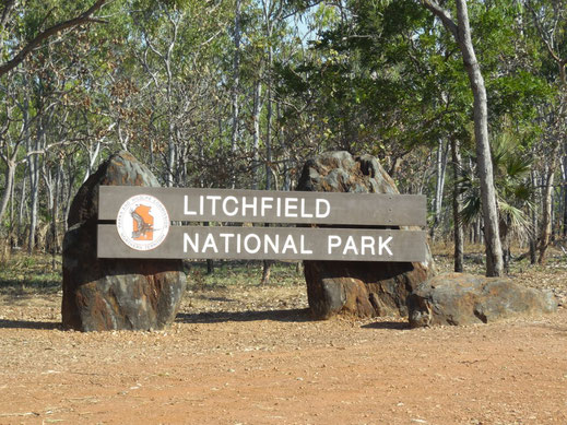 Australien, Northern Territory, Litchfield National Park