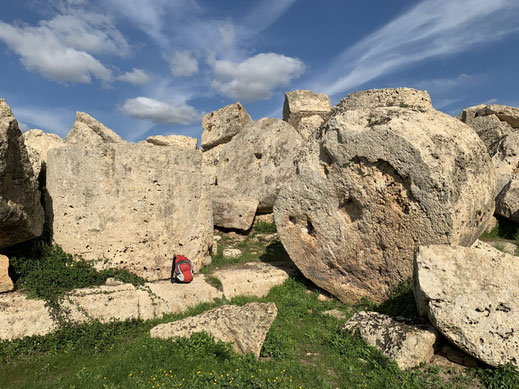 Italien, Sizilien, Sehenswürdigkeit, Selinunt, Selinunte, Tempel G