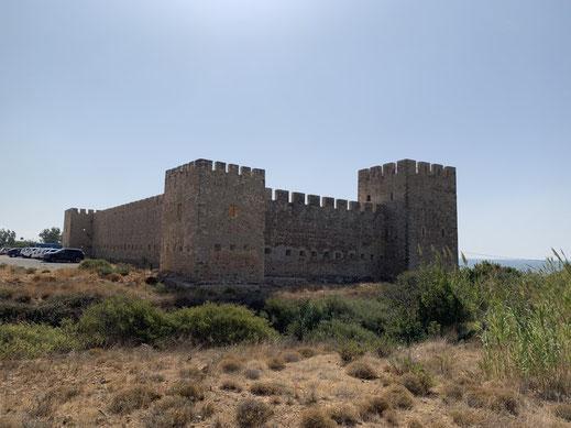 Griechenland, Kreta, Sehenswürdigkeit, Reisebericht, highlight, Urlaub, Frangokastello, Burg, Festung, Strand