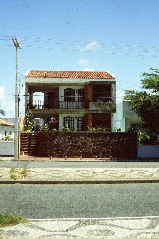 Brasil, Brasilien, Recife, Haus, Wohngebiet, Siedlung