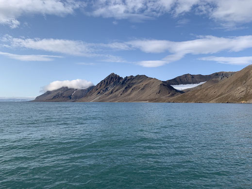 Spitzbergen, Svalbard, Fjord,