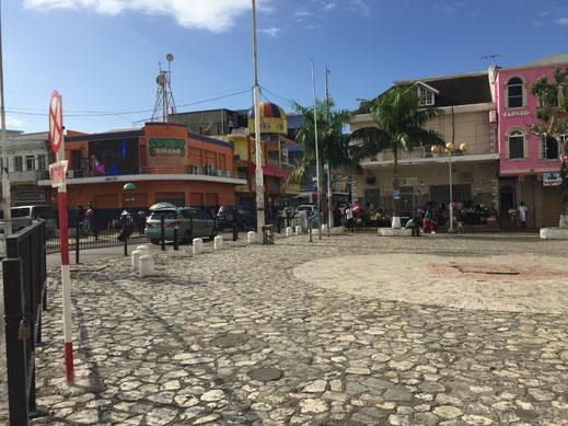 Jamaica, Jamaika, Montego Bay, Zentrum