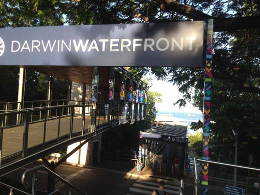 Australien, Darwin, Waterfront, Hafen
