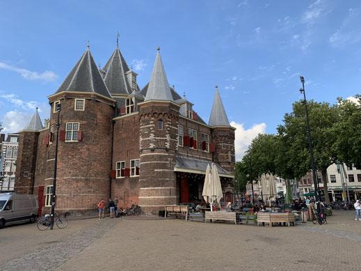 Niederlande, Holland, Amsterdam, Zentrum, de waag