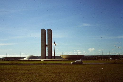 Brasil, Brasilien, Brasilia, Nationalkongress