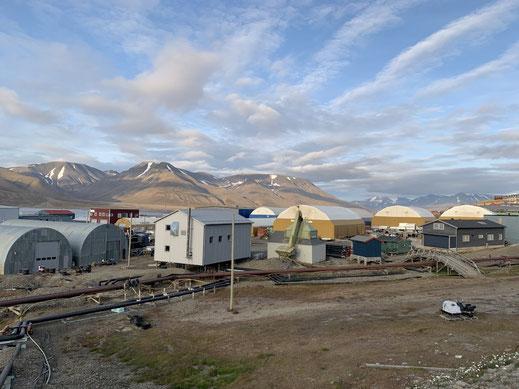 Spitzbergen, Svalbard, Longyearbyen,