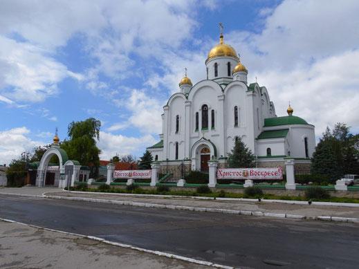 Transnistrien, Tiraspol, Basilika
