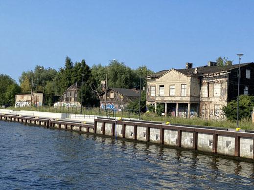 alte Fischerhäuser