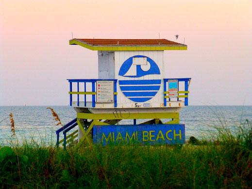 Miami Beach - ein beliebtes Reiseziel.