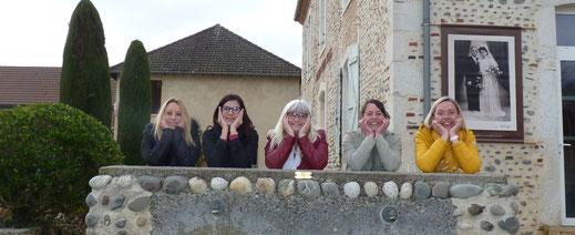Equipe Syndicat du Tourisme Nord Béarn Madiran crédit Photo SMT