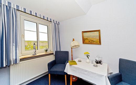 Doppelzimmer Gröde auf dem Friesenhof