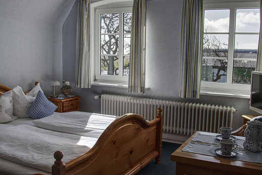 Doppelzimmer Oland auf dem Friesenhof