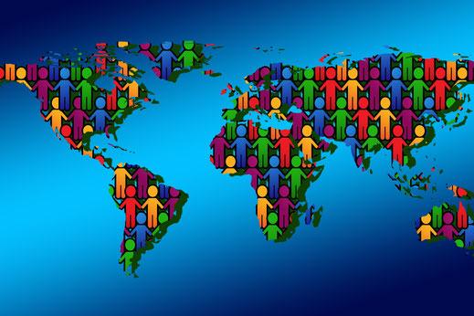 Die Welt im Monat Juni - Laudato si