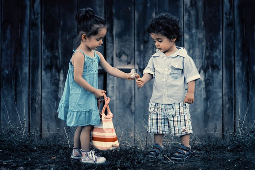 Die Liebe im Dialog
