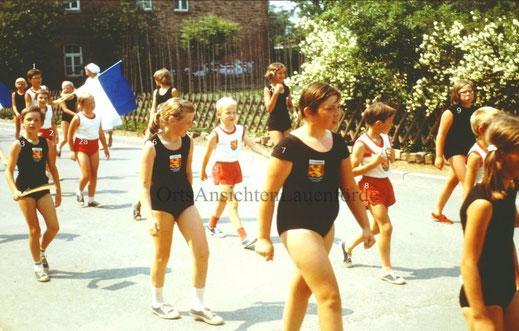 2 Elke Nagel, 2a Susanne Buhl, 3 Karin Leifert, 4 Martina Oelker, 5 Jens Jantzen, 6 Ellen Gauding
