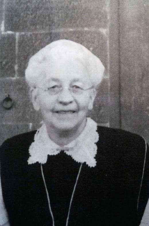 Frieda Frankenberg