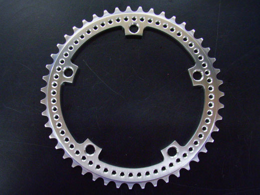 Drillium Track Chainrings fixie cnc bcd 144  cnc machined bespoke track chainring design australian made chainrings fixie