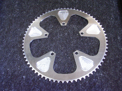 Custom Bespoke Chainring Design BCD