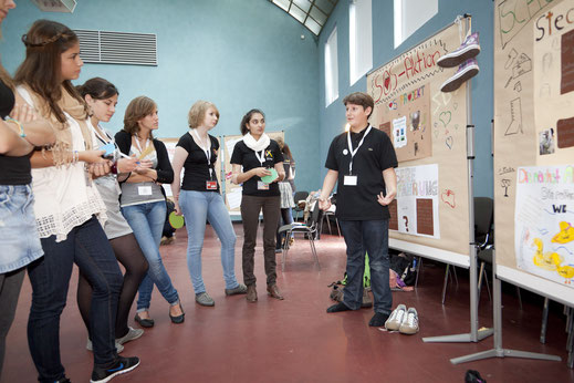 Nikolas Karanikolas - Spendenaktion für Straßenkinder in Lima - Berlin