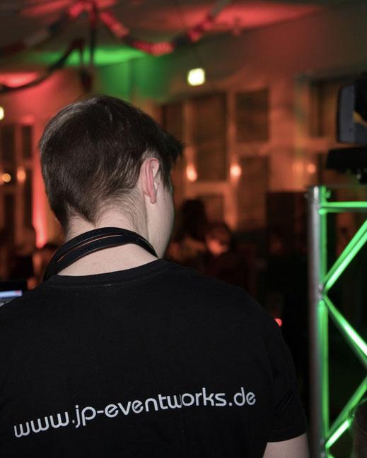 Tontechniker und Lichttechniker im Westerwald