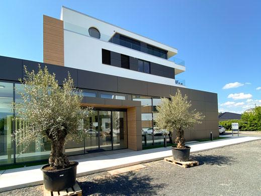 Die größte Inotherm Haustüren Ausstellung in Deutschland steht in Kreuzau