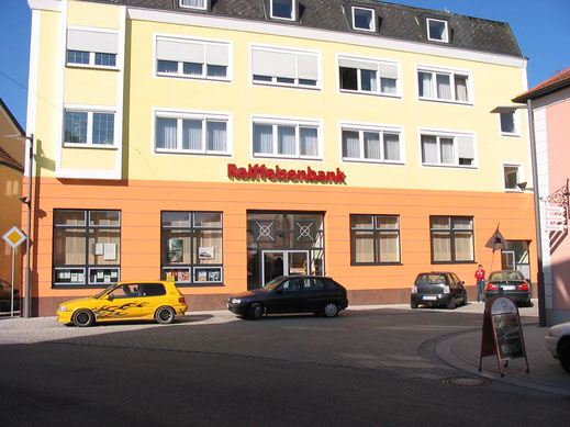 Raiffeisenbank Schwandorf Nittenau Nachher