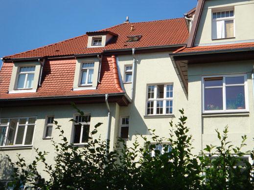 Sanierung Weimar Bestand