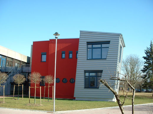 Regental Gymnasium Nittenau Erweiterung Umbau
