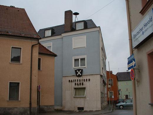 Raiffeisenbank Schwandorf Nittenau Vorher