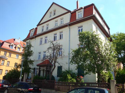 Sanierung in Weimar, Bauen im Bestan, Architektur Bestand, Thüringen, Olaf Götzer