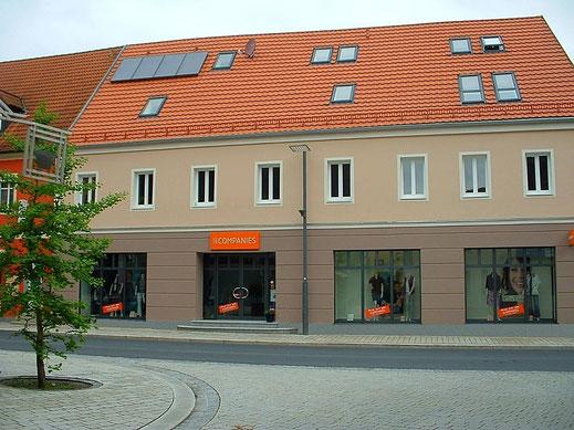 Nutzungsänderung mit Umbau und Sanierung des ehemaligen Lösl Gebäudes   Modehaus Nittenau