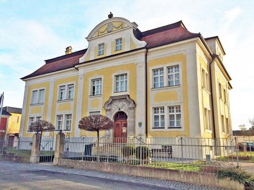 Rathaus Nittenau Energetische Sanierung Architekturbüro Götzer