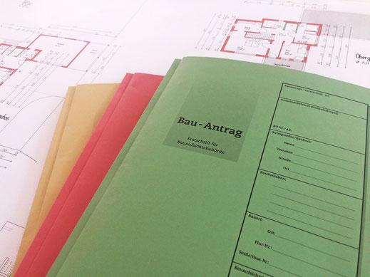 Bauanträge Architekturbüro Götzer Bauantragsformular
