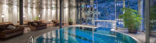 Innendekorationen Bittel Zermatt Deko Vorhäng Silent Gliss Wallis Hotel Focus Vorhangstoff Konfektion Colorama 2
