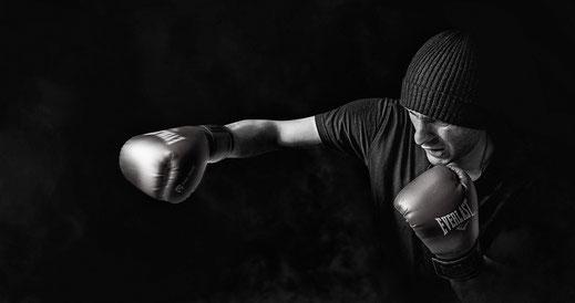 Boxen als Ganzkörpertraining - mach dich fit in Nader's Gym